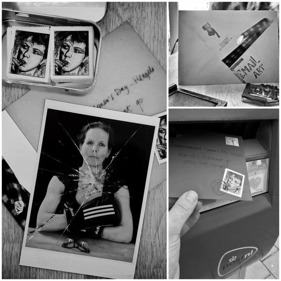 dubois mailart collage 2a